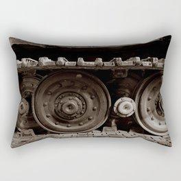Wheels of War Rectangular Pillow