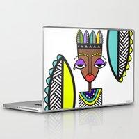 indie Laptop & iPad Skins featuring Indie by Andrea Silvestri