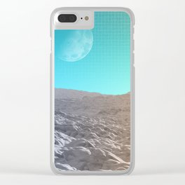 Daylight In The Desert Clear iPhone Case