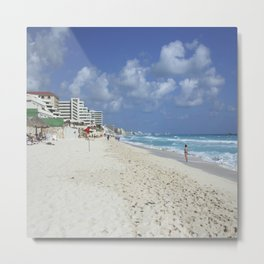 Carribean sea 7 Metal Print