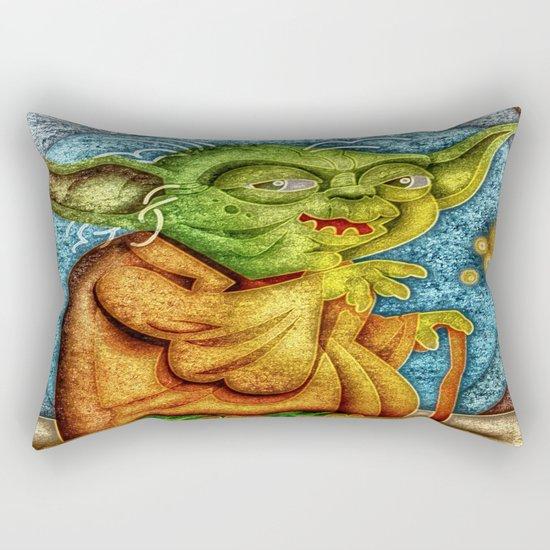 Use The Force Rectangular Pillow