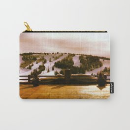Light in the Mountains Carry-All Pouch