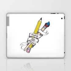 Creativity Takes Courage Laptop & iPad Skin