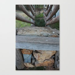 rural Australia 2 Canvas Print
