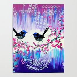 Romantic art Poster