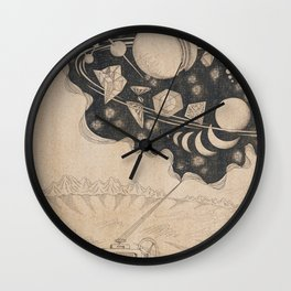 Creator Is Nobody : The Factory Wall Clock