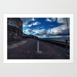 Isle of Wight Art Print