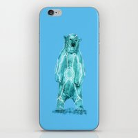 tron iPhone & iPod Skins featuring Tron by Sarinya  Withaya