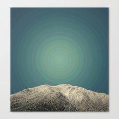 Snow Daze Canvas Print