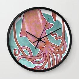Squido Wall Clock
