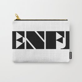 Type Type for ENFJ Carry-All Pouch