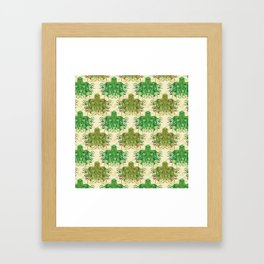 Swamp-Beau Framed Art Print
