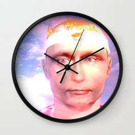 Cyprus Keeper Wall Clock