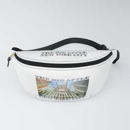 Big Apple in the Big Apple Fanny Pack