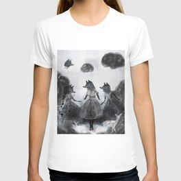 revenge of the girls T-shirt