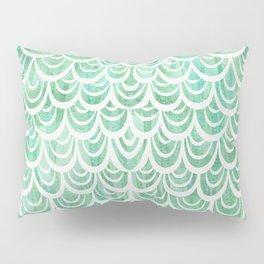 Watercolor Mermaid Pillow Sham