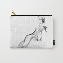 WAITING WOMAN Carry-All Pouch
