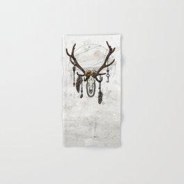Bestial Crowns: The Elk Hand & Bath Towel