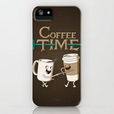 Coffee Time! iPhone SE Slim Case