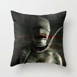 Catharsis Throw Pillow