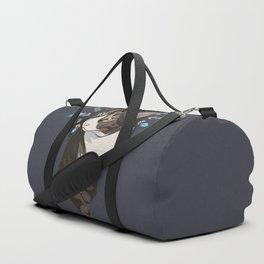 Indian cat Duffle Bag
