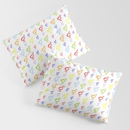 Symbol of Transgender 34 Pillow Sham