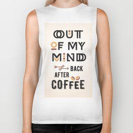 Out of my mind Biker Tank