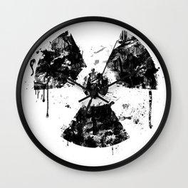 Nuclear Wall Clock