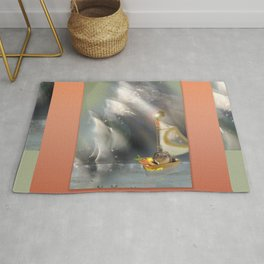 Bunny Joey's Journey Rug
