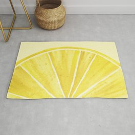 Lemony Goodness Rug