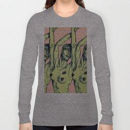 Dance For Devil's Paper  Long Sleeve T-shirt