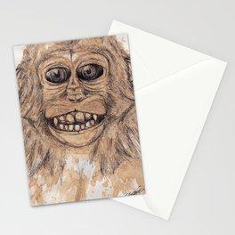 Magic Monkey Spit Stationery Cards