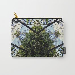 Natural Pattern No 1 Carry-All Pouch