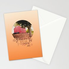 Autumn's the Mellow Time Stationery Cards