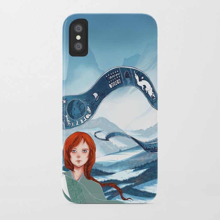 The Banner Saga iPhone Case
