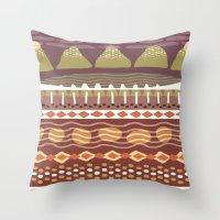 colorado Throw Pillows featuring Colorado by Emanuel Adams