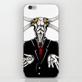 Minautor iPhone Skin
