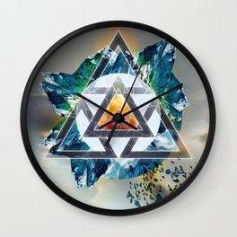 arcana imperii Wall Clock