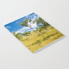 Savannah landscape Notebook
