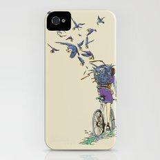 TweetJourney iPhone (4, 4s) Slim Case