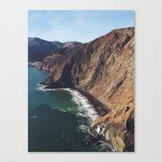 San Francisco Beach. Canvas Print