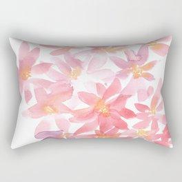 Loose Daises Rectangular Pillow