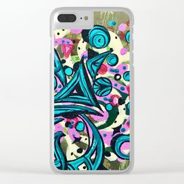 Sublime Clear iPhone Case