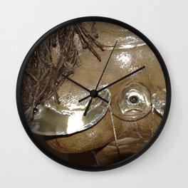 Nubian Wall Clock