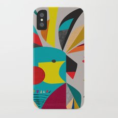 Cockatoooo iPhone X Slim Case