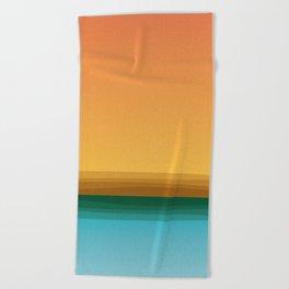 Quiet (landscape) Beach Towel