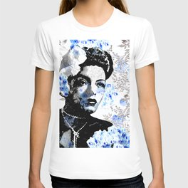 LADY AND ORCHIDS T-shirt