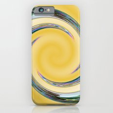 Spiral Rainbow iPhone 6s Slim Case