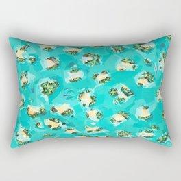The Islands Rectangular Pillow