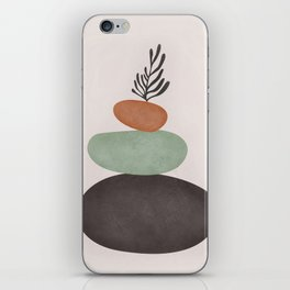 Abstract Shapes iPhone Skin